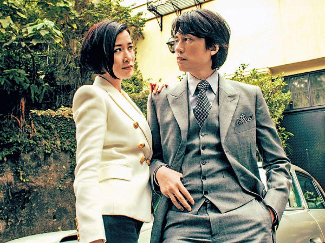 黃子華與佘詩曼主演的「棟篤特工」是今年春節香港賀歲片賣座冠軍。圖/摘自hk01
