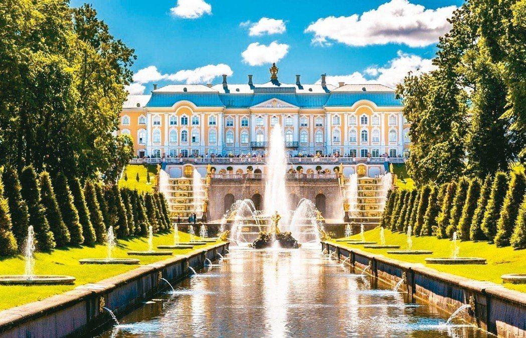 俄羅斯聖彼得堡彼得大帝夏宮。 KAYAK/提供