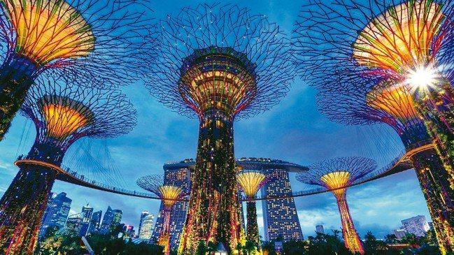 豬新加坡濱海花園。 KAYAK/提供