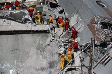 呂欽文/地震房子會倒,都是建築設計與監造的錯?