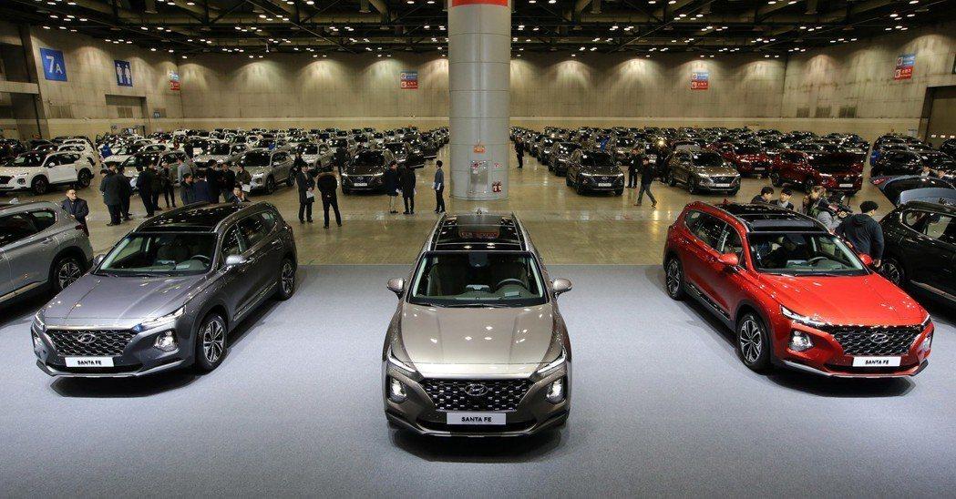 Hyundai在韓國時間2月21日正式發表全新Santa Fe。 摘自Hyund...