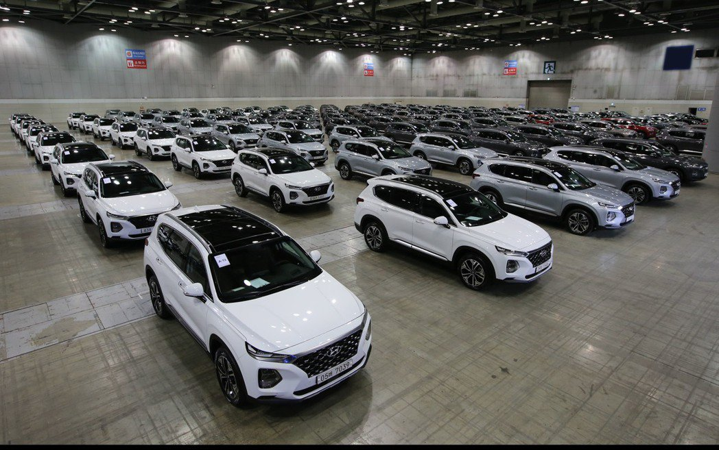全新Santa Fe在昨日(21)已發表。 摘自Hyundai