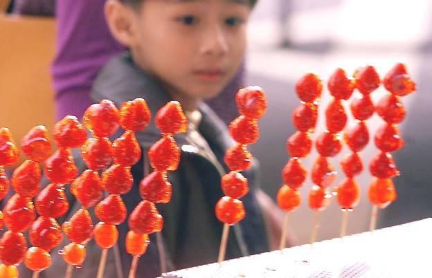 2004台北年貨大街/聯合報系資料照