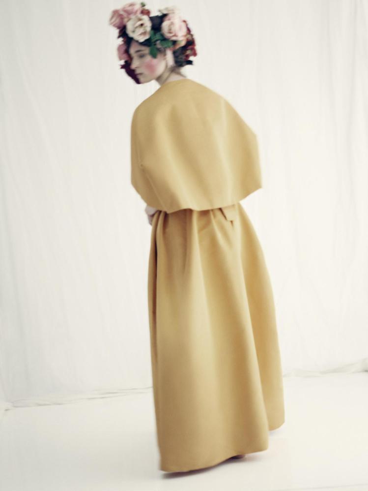 Marc Bohan設計1961春夏高級訂製服Slim Look系列San Ca...