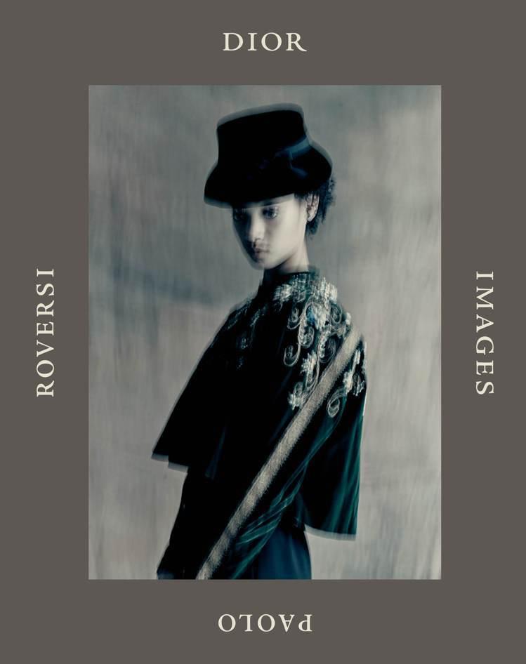 時尚攝影集《Dior Images Paolo Roversi》於今年2月上市。...