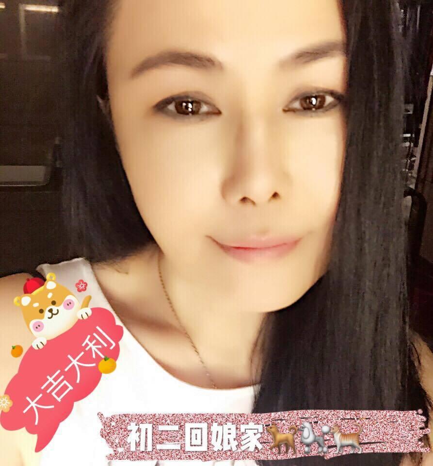 二姐在臉書和歌迷互動。圖/摘自江蕙臉書