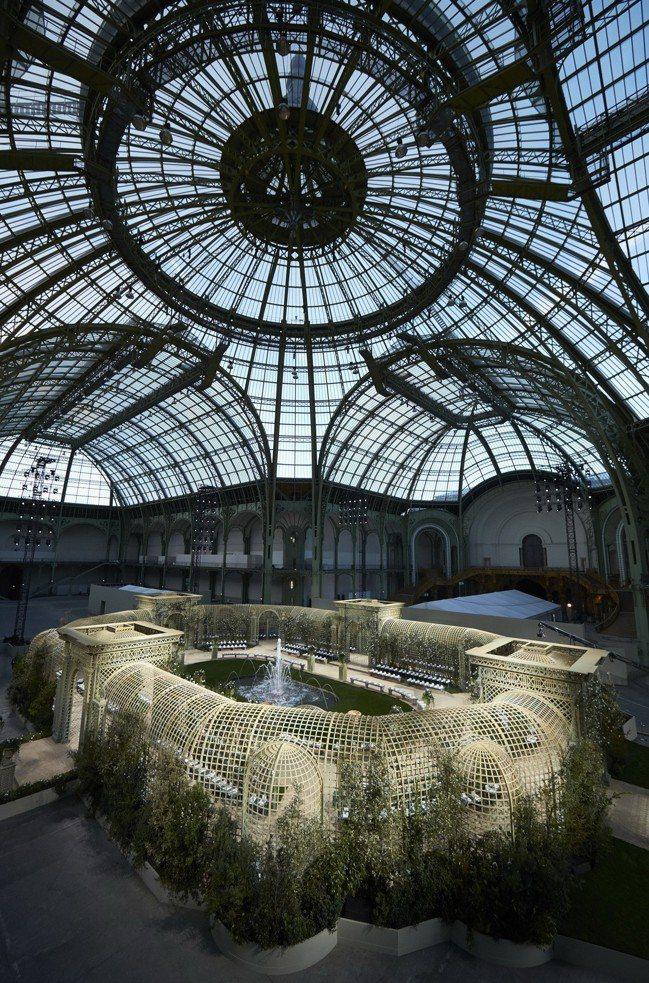 香奈兒正式宣布成為巴黎大皇宮改建計畫的獨家贊助者。圖/香奈兒提供
