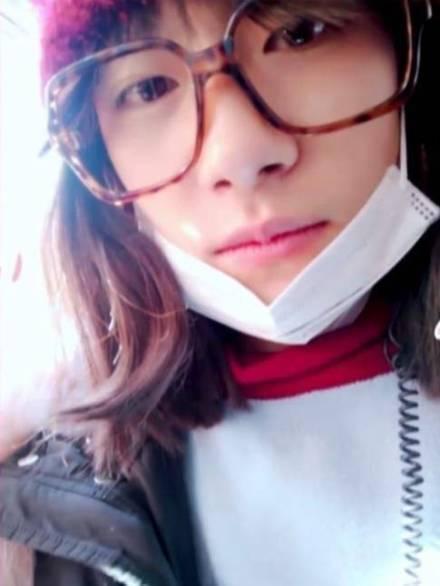 易烊千璽過去也曾扮女裝「劉艷芬」。圖/摘自微博