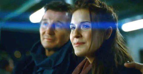 瑪姬格瑞斯在「即刻救援」系列中飾演連恩尼遜女兒。圖/甲上提供