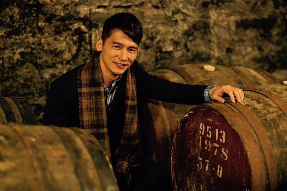 溫昇豪22日過40歲生日,對於正式邁入不惑之年感觸良多。圖/摘自臉書(  ※ 提