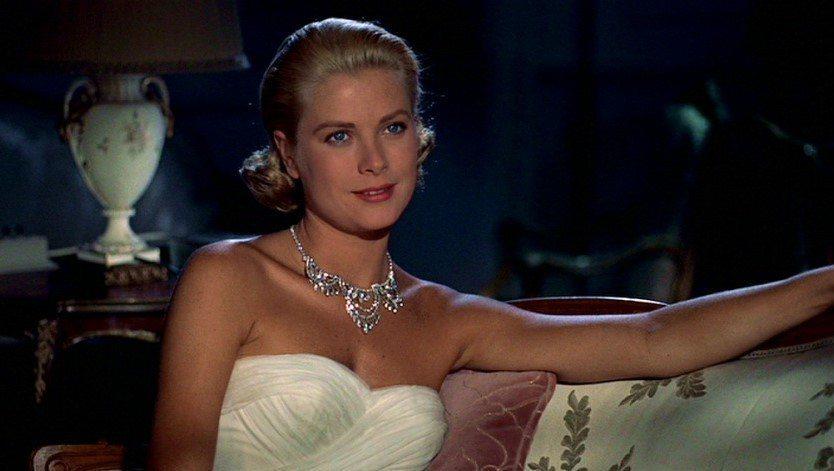 葛麗絲凱莉未嫁入摩納哥皇室前曾是電影紅星。圖/摘自imdb