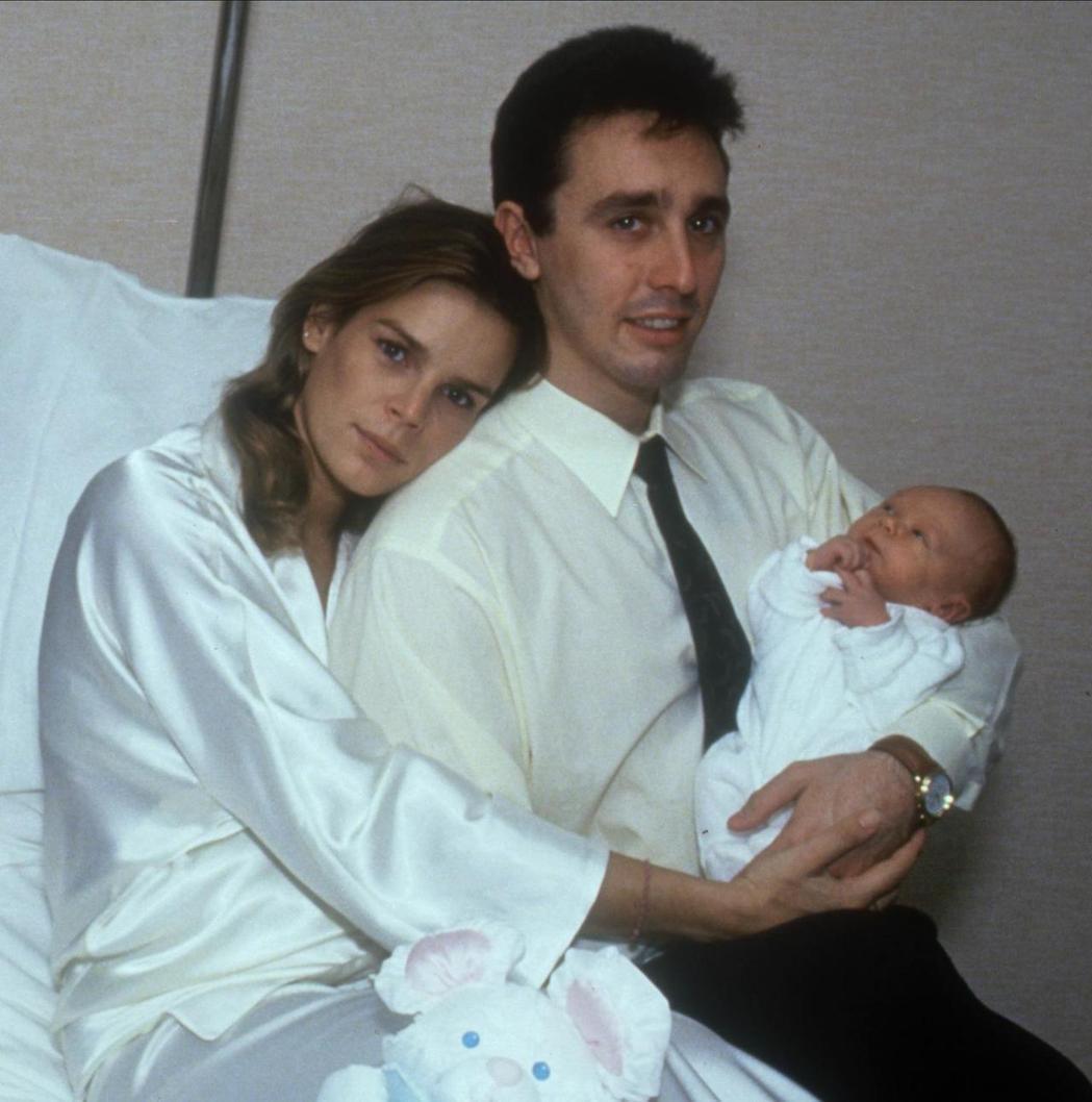 史蒂芬妮公主嫁保鏢生兒子,曾是全球矚目新聞。圖/路透資料照片