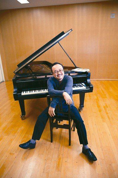 指尖上的鋼琴詩人鄧泰山五月藝術生涯精華鉅獻。 圖/聯合數位文創提供