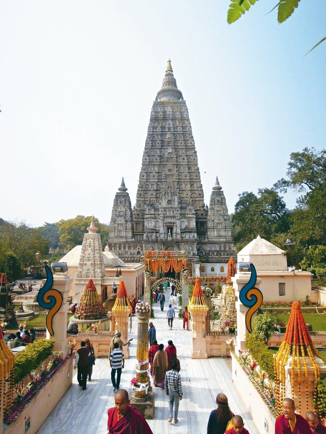 正覺大塔被視為全世界佛教的中心。