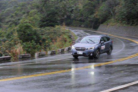 跨界旅行先驅 Subaru Outback 2.5i-S EyeSight 試駕體驗
