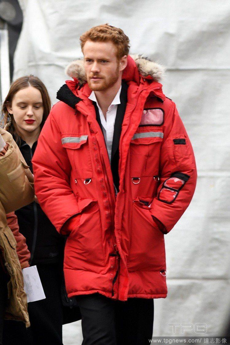 男星 Murray Fraser 飾演哈利王子。圖/達志影像