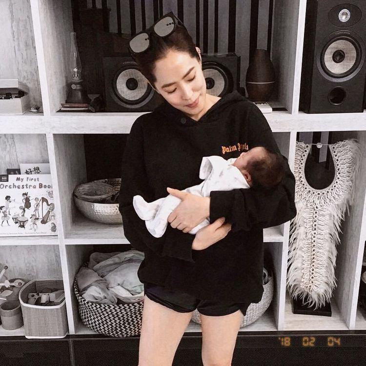石貞善(Arissa Cheo)。圖/擷自instagram