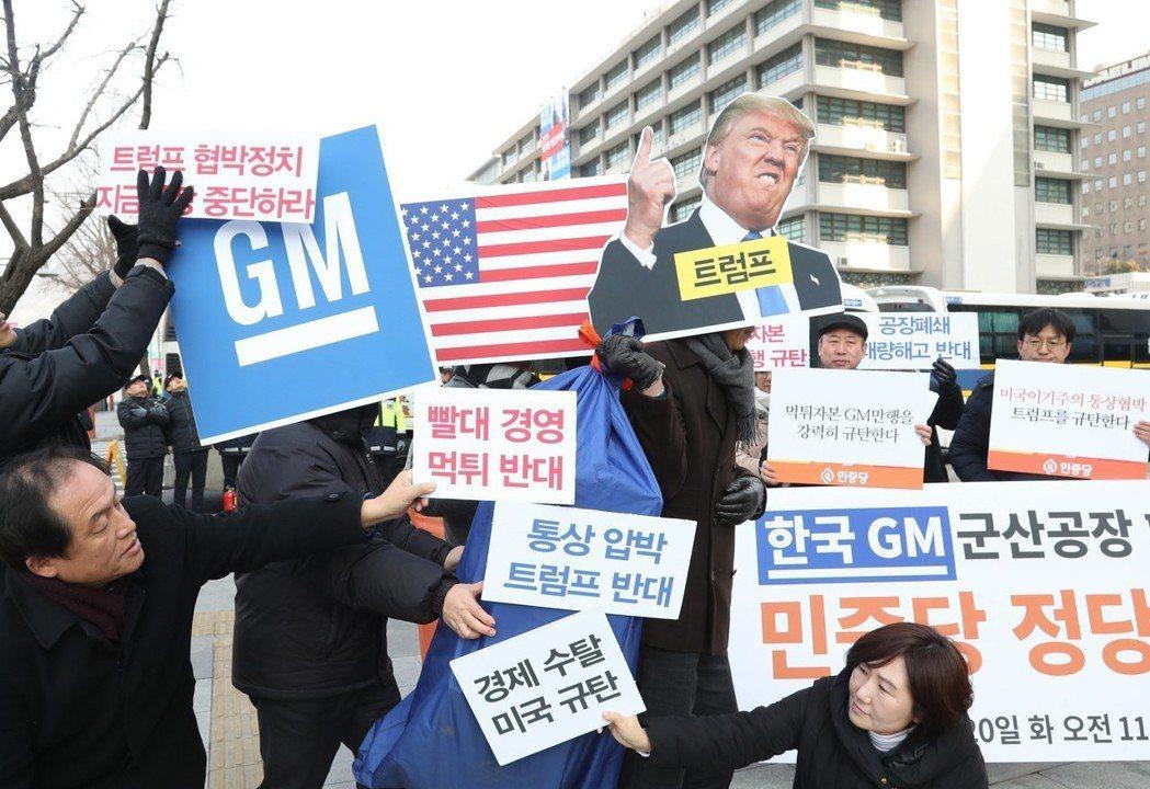 由於南韓即將於今年6月舉行地方選舉,拜瑞社長的這句話,被輿論解釋為以工作崗位與經...