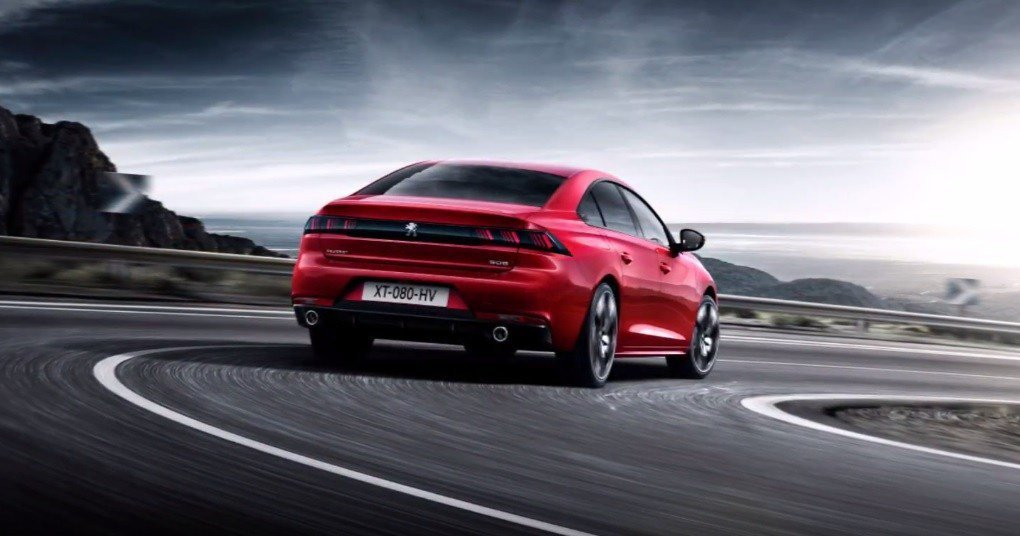 全新Peugeot 508將在今年九月上市。 摘自Peugeot