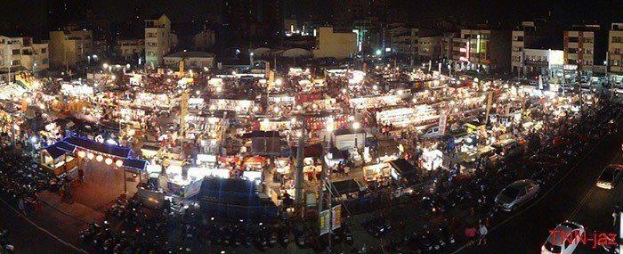 圖片來源/ 台灣夜市