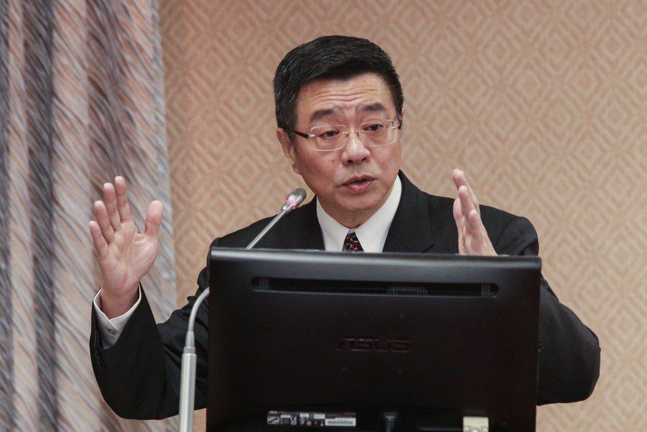 前總統府副秘書長卓榮泰。 圖/聯合報系資料照片
