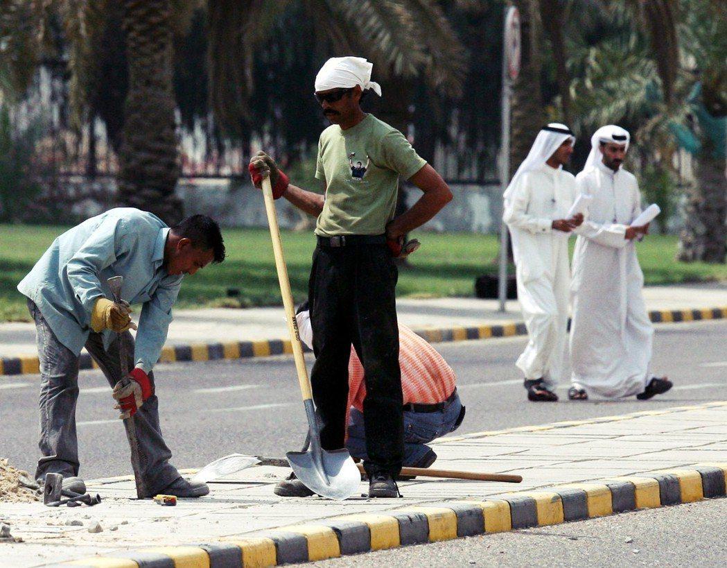 「我希望終有一天科威特人會明白,讓所有人都可以在這裡找到家的感覺,到底有多重要。...