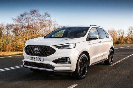 改款Ford Edge休旅 搭載Bi-Turbo柴油動力登陸歐洲