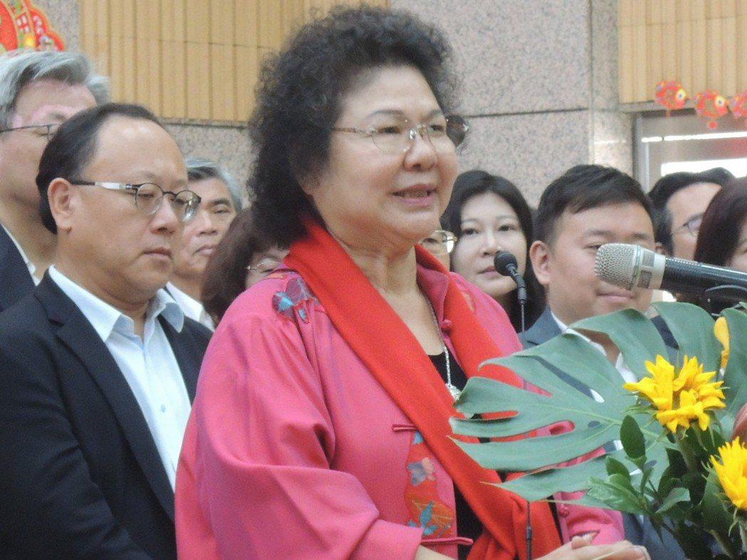 總統府秘書長首選陳菊 就等菊姐點頭