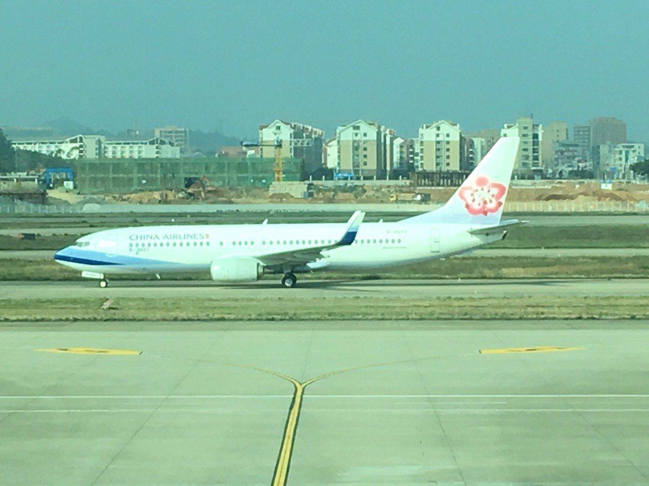 2000年機師猝死機艙 也是華航飛胡志明班機。記者楊文琪/攝影