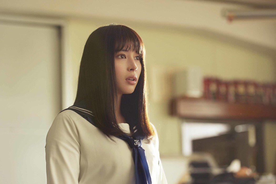 廣瀨愛麗絲有雙漂亮的大眼睛。圖/天馬行空提供