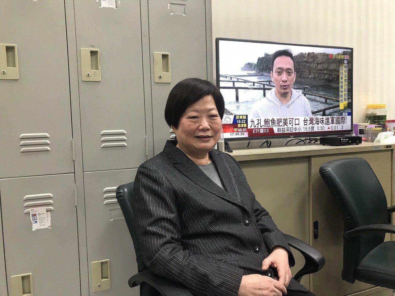 罹癌瘦7公斤 表姊林美珠嚇壞總統准辭