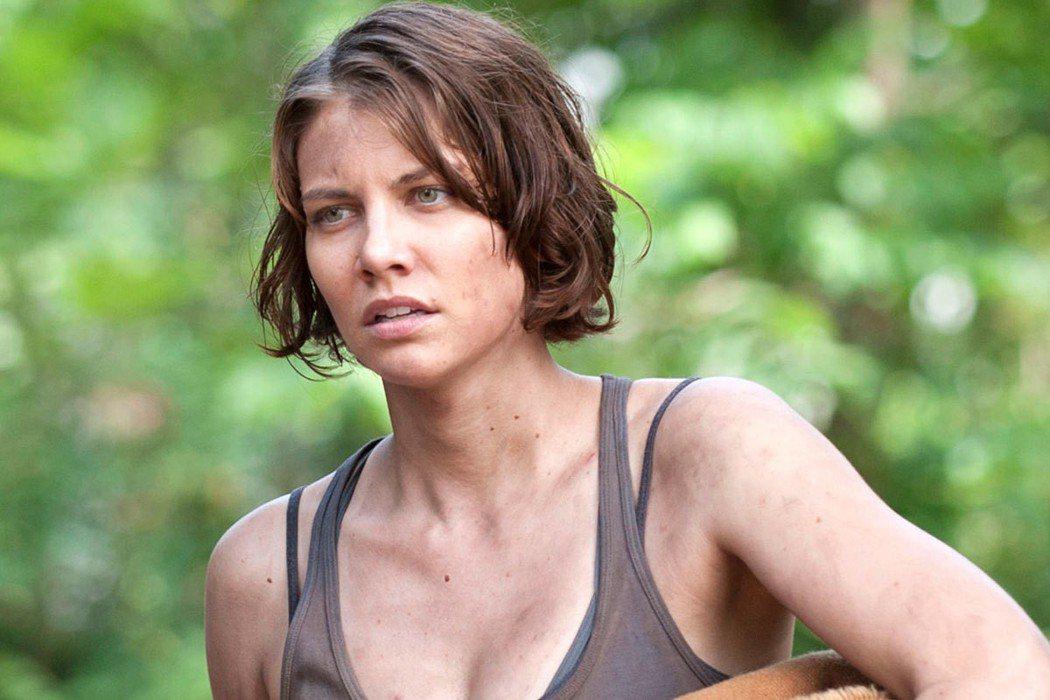 蘿倫柯罕愈來愈有可能要淡出「陰屍路」。圖/摘自AMC