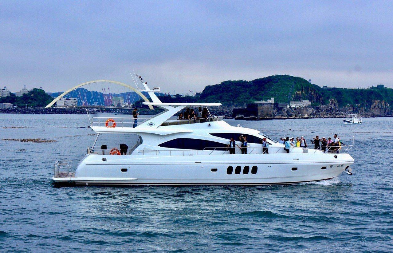 交通部航港局今天宣布,今年將舉辦12場遊艇與動力小船執照測驗。圖/航港局提供