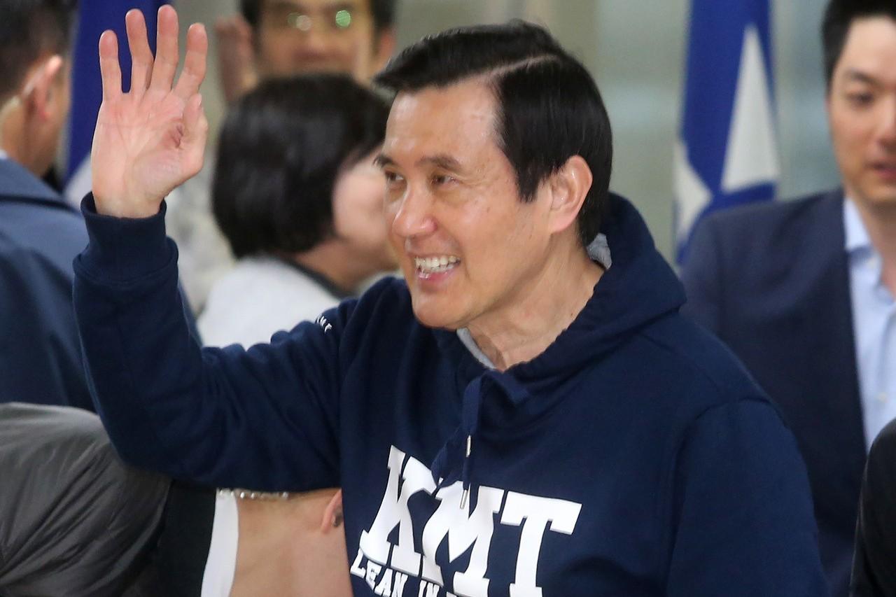 前總統馬英九。聯合報系資料照片/記者胡經周攝影