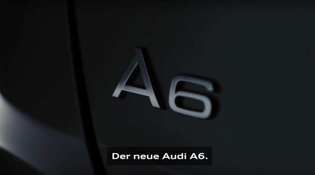 全新 A6 最快可於日內瓦車展亮相。 摘自 Youtube