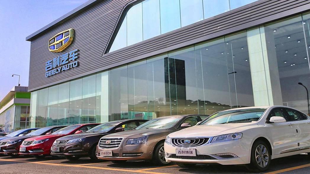 吉利汽車目前就擁有 Lotus 蓮花與 Volvo,在加上Daimler的股份,...