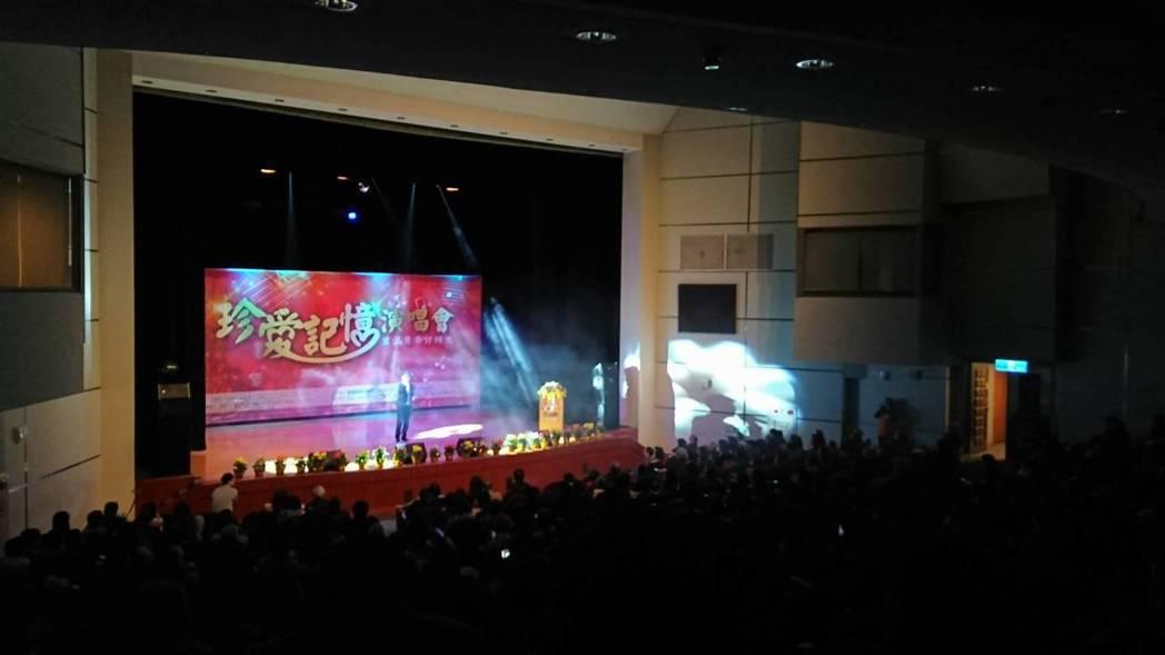 台灣失智症協會今晚舉辦演唱會,邀請台語金曲歌王荒山亮、民歌始祖洪小喬、民歌王子黃...