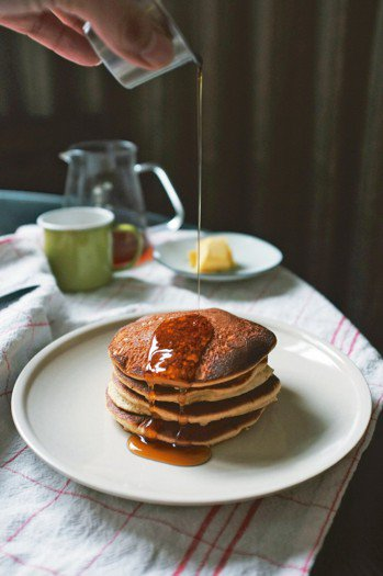 兩種食材早餐鬆餅 Two Ingredients Pancake你只需要準備...