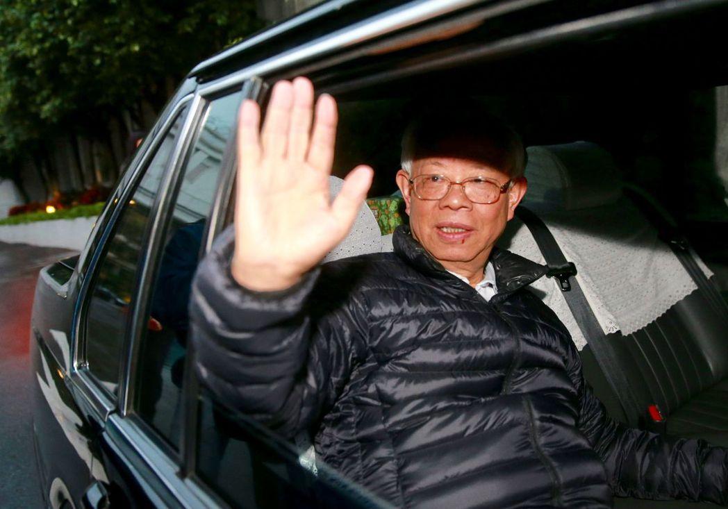 央行總裁彭淮南今天退休,轉任央行顧問,大家要開始習慣總裁不姓彭了。記者黃義書/攝...