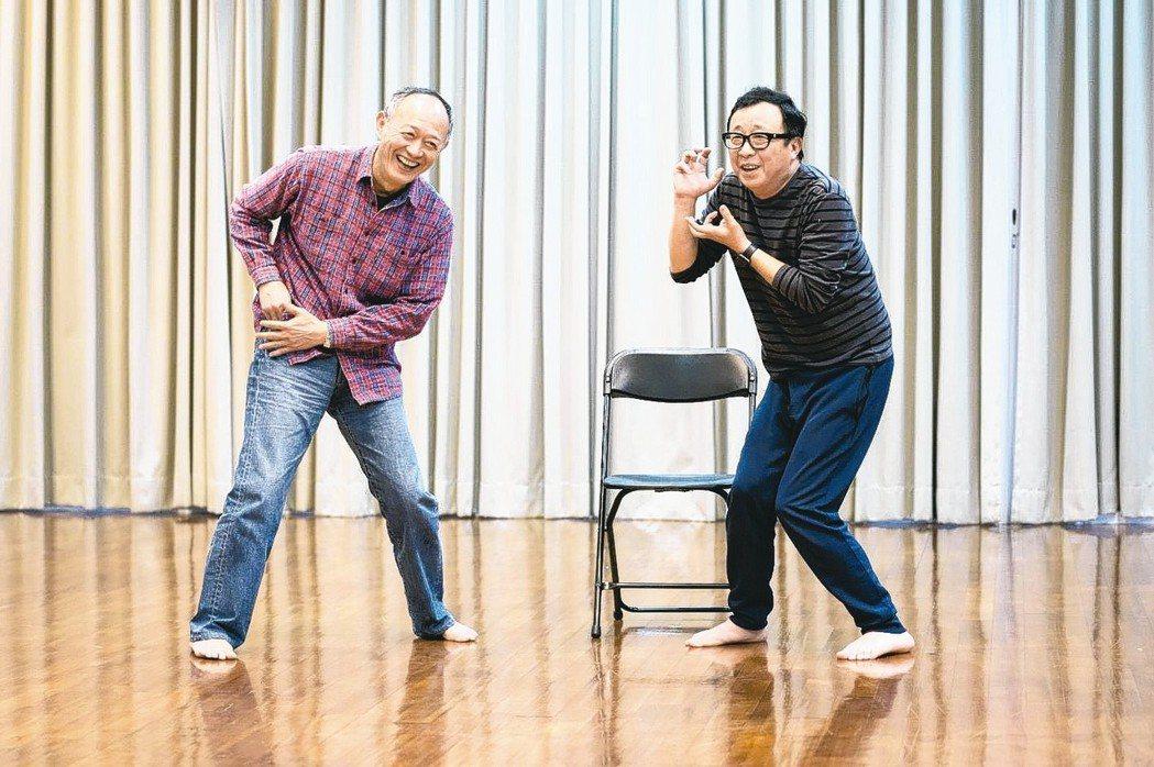 今年是蘭陵劇坊40年,當年成員金士傑等人重新詮釋當年名作《演員實驗教室》新版。 ...