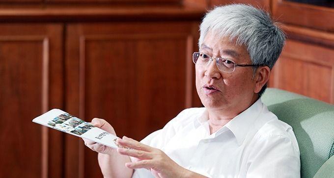 政大地政系教授張金鶚。 圖/報系資料照