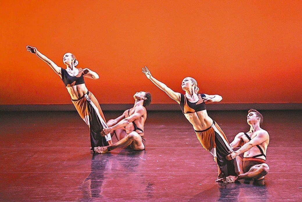 瑪莎葛蘭姆舞團三月來台演出,不妨親臨現場感受舞蹈魅力。 圖╱聯合數位文創提供