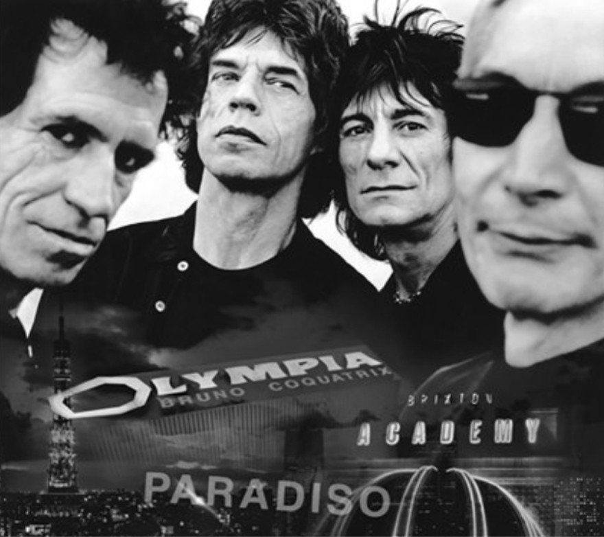 滾石樂團宣布,5月17日將以愛爾蘭的都柏林為首站,重新展開歐洲巡迴演唱會。 圖片