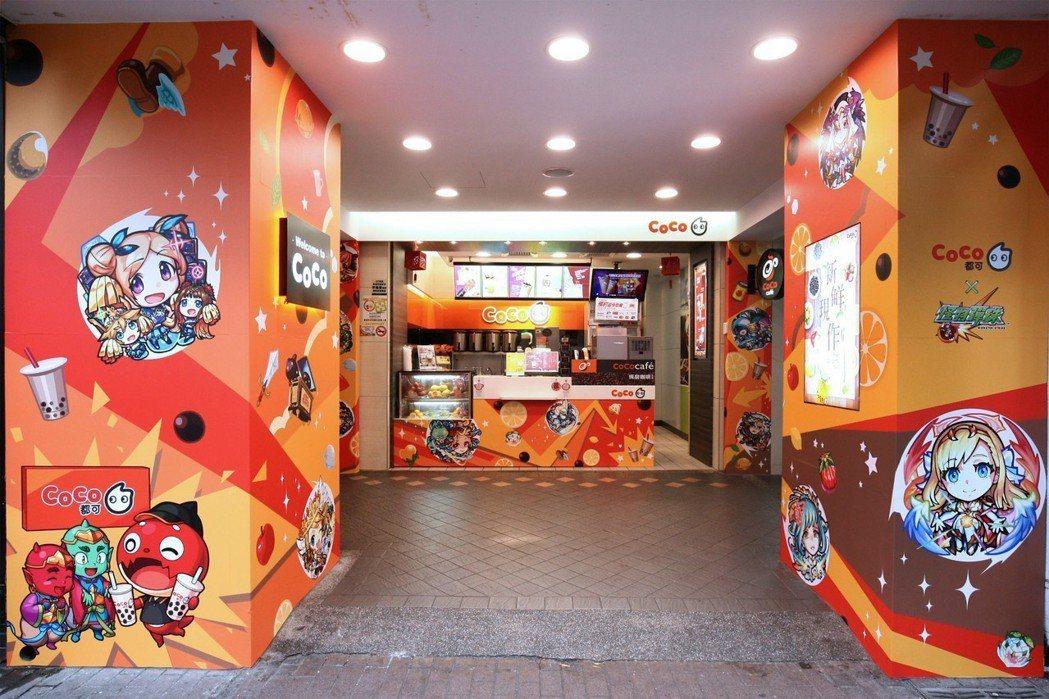 限期8天!《怪物彈珠》主題店CoCo都可西門町門市2/21~2/28快閃登場。