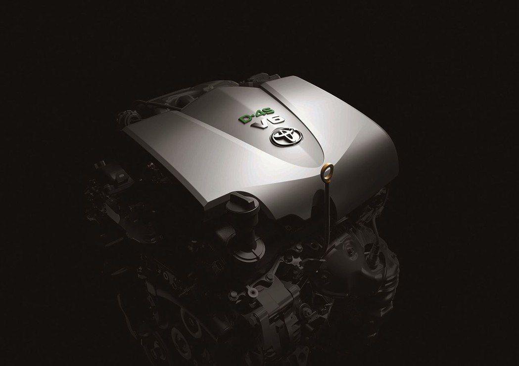 搭載3.5L V6 D-4S引擎,提供更暢快的駕馭感受以及更佳的油耗表現。 圖/和泰汽車提供