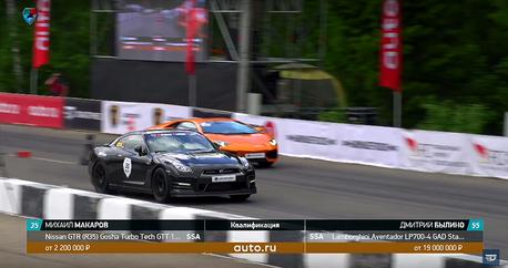 (影音) 1,200匹Nissan GT-R對上Lamborghini Huracan!
