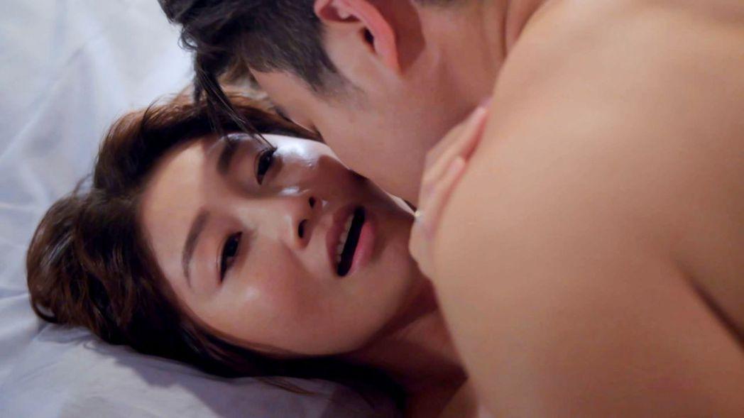 朱芷瑩在「姊的時代」中演技獲好評。圖/三立提供