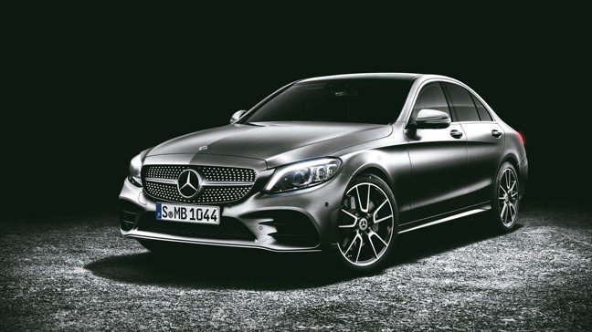 Mercedes-Benz將於日內瓦車展發表小改款的C Class房車。 圖/M...