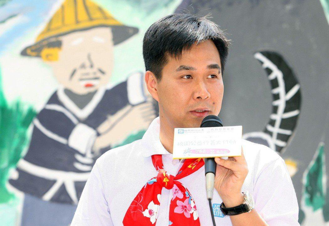 ING安泰人壽執行副總經理林順才。 圖/聯合報系資料照片