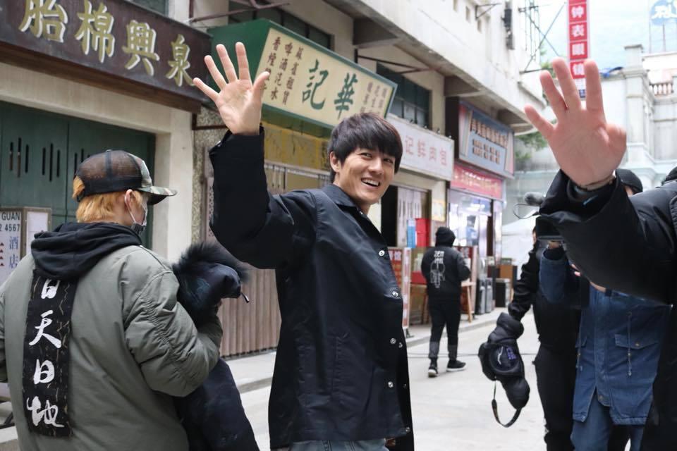 圖/擷自吳克群臉書